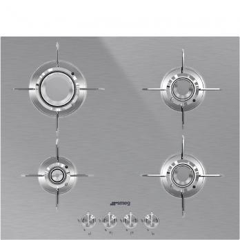 Газовая варочная панель SMEG PXL664