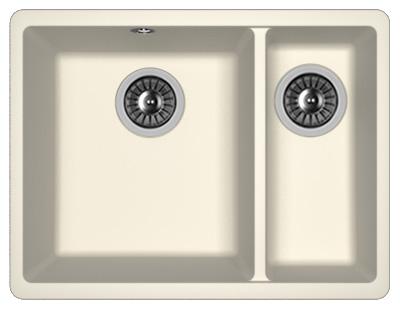 Кухонная мойка Florentina ВЕГА 335/160 жасмин