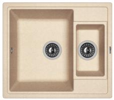Кухонная мойка Florentina ЛИПСИ 580К песочная