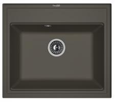 Кухонная мойка Florentina ЛИПСИ 600 антрацит